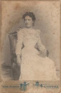 Andjelija Spaic 1901. g.