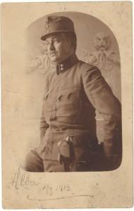 Adalbert Purić 1916. g.