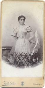 MILENA CVEJIC oko 1895