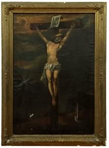 Raspeće Hristovo, rad Aksentija Marodića