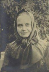 Marija Cankar rođ. Huber